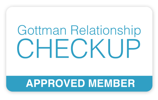 Gottman Method Relationship Checkup therapy for couples counseling