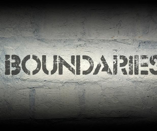 Couples healthy boundaries